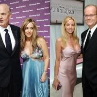 Actor Kelsey Grammer dice que se casará con novia aunque no tenga papeles de su divorcio
