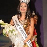 Dalia Fernández es ganadora de Miss República Dominicana Universo 2011