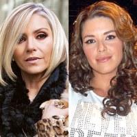 Daniela Castro y Alicia Machado pelean de verdad en escena de telenovela Una Familia Con Suerte