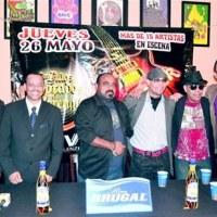 Evento Los Años Dorados del Merengue se hará el jueves 26 de mayo en Hard Rock Café de Santo Domingo