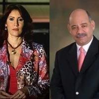Se divorcian productores de TV Cesar Medina y Mirna Pichardo, tenían 20 años casados
