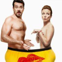 Silvia Navarro y Jorge Salinas protagonizan comedia romántica Labios Rojos, trata sobre disfución sexual en matrimonio