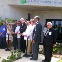 Inauguran nueva pista y torre de control de Aeropuerto Internacional de Punta Cana