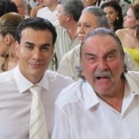 Fallece actor mexicano Pedro Almendáriz Jr., diferentes actores expresan su pesar en cuentas sociales