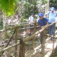 Realizan evento Caminata Por El Agua-Caminata Por Los Haitises, fue organizado por Funkarst y Secretaría Medio Ambiente