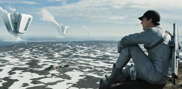 """Escena de """"Oblivion""""."""