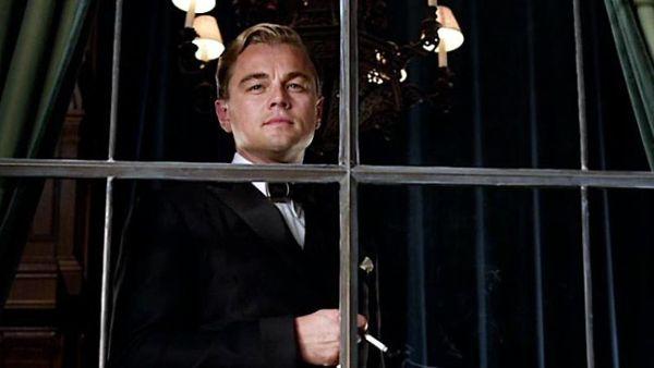 """Leonardo DiCaprio en """"The Great Gatsby""""."""