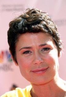 """Maura Tierney protagoniza la serie de TV """" The Good Wife"""" y estará en cines con """" McCanick""""."""