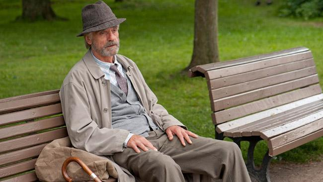 """Jeremy Irons en """"The Words""""."""