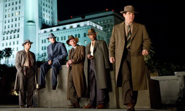"""Escena de """"Gangster Squad""""."""
