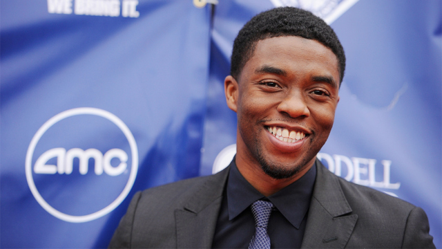 "Chadwick Boseman será James Brown en ""Get on Up""."