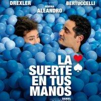 La Suerte en tus Manos se exhibe en Fine Arts Cinema Café, buena comedia romántica con Valeria Bertuccelli y Jorge Drexler