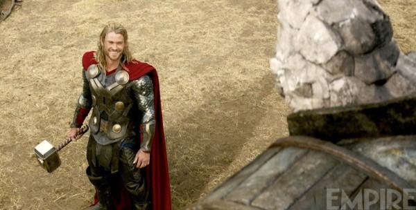 "Chris Hemsworth en ""Thor: The Dark World""."