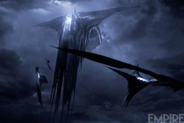 "Escena de ""Thor: The Dark World""."