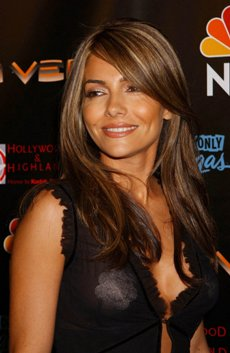 "Vanessa Marcil protagoniza la serie de TV ""General Hospital "" y estará en cines con ""Borrowed Moments""."