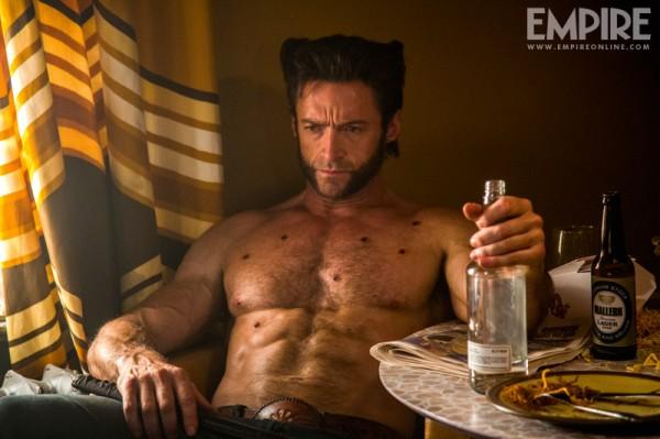 Nuevas imágenes film X-Men: Days of Future Past, es ...  Hugh