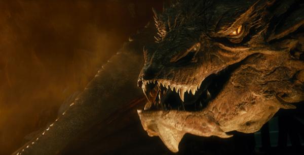 """Escena de  """"The Hobbit: The Desolation of Smaug""""."""