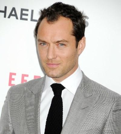 Jude Law estará en cines con ''The Grand Budapest Hotel'' y ''Black Sea''.
