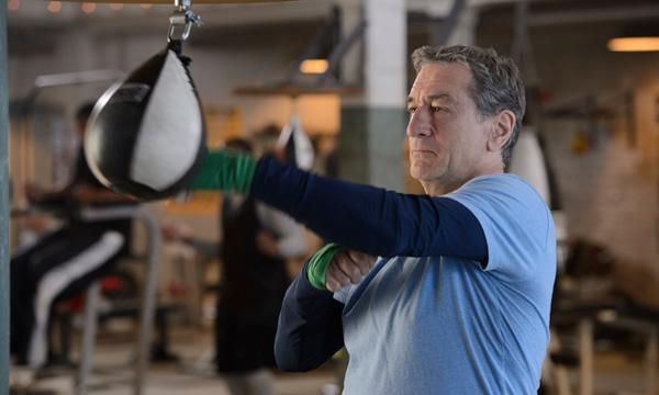 """Robert De Niro en una escena de """"Grudge Match""""."""