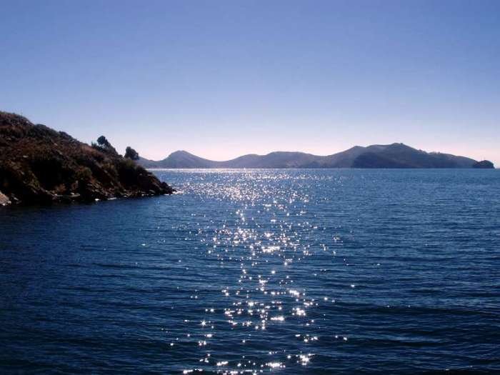 Lago Titicaca (Bolivia)