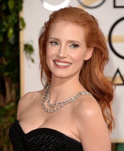 "Jessica Chastain estará en cines con ""Miss Julie"", ""Interstellar "" y ""A Most Violent Year"". Actualmente filma ""Crimson Peak "" y ""The Zookeeper's Wife""."