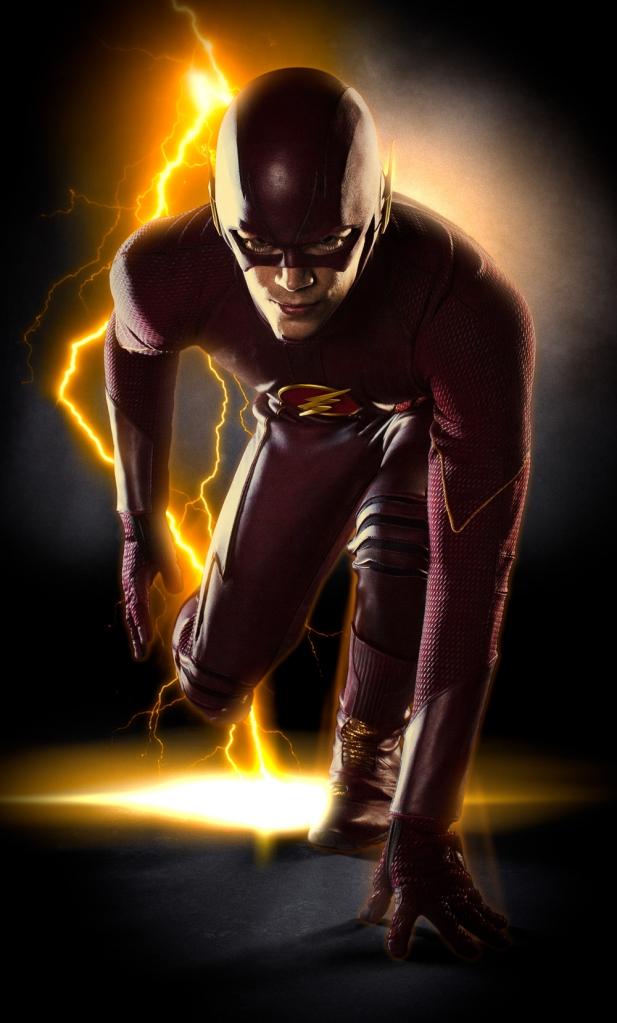 """Imagen de la serie de The CW """"The Flash""""."""