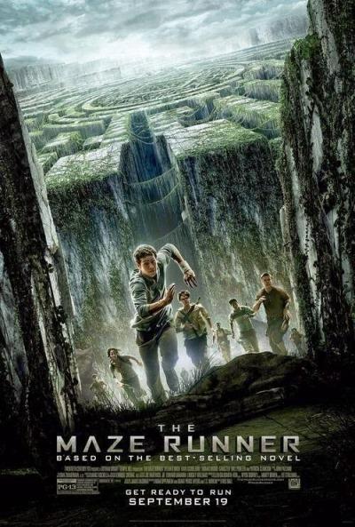 The Maze Runner New Poster