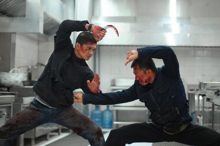 Escena de ''The raid 2: berandal''.