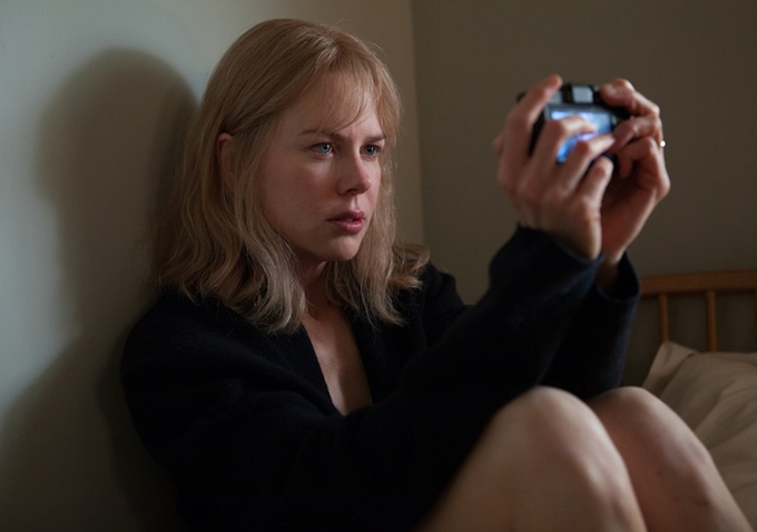 "Nicole Kidman es Christine Lucas en ""Before I Go to Sleep""."