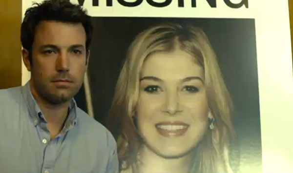 "Ben Affleck en ""Gone Girl""."