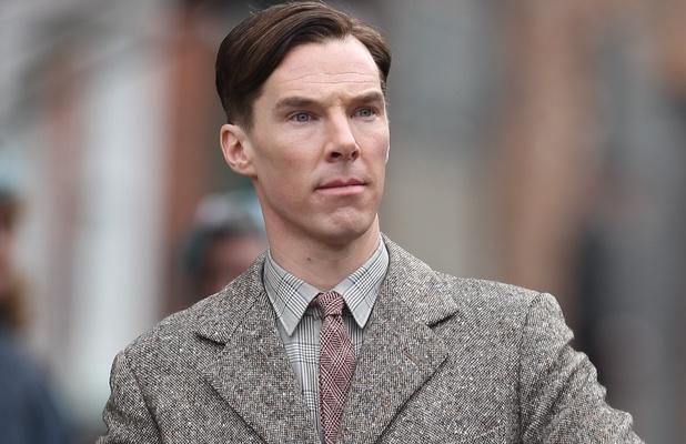 """Benedict Cumberbatch es Alan Turing en """"The Imitation Game""""."""