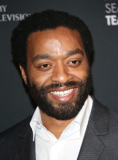 "Chiwetel Ejiofor estará en cines con ""Z for Zachariah"" y actualmente filma ""Triple Nine""."