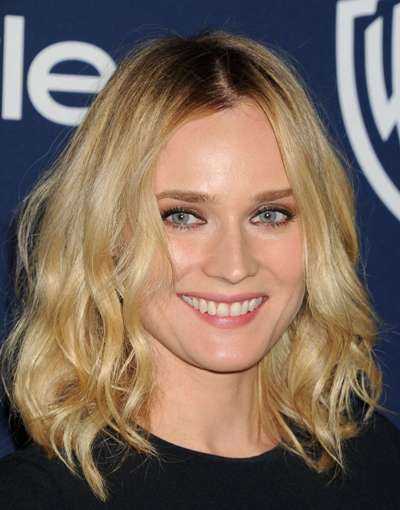 "Diane Kruger protagoniza la serie de TV ""The Bridge"" y protagoniza el film ""Fathers and Daughters""."
