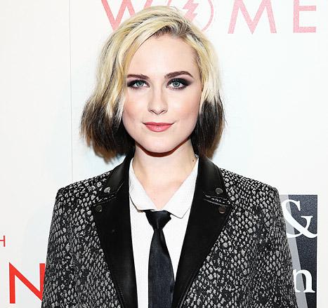 """Evan Rachel Wood protagonizará serie de HBO """"Westwood""""."""