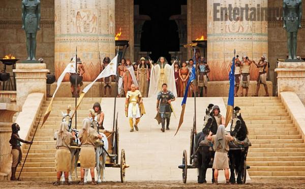 """Escena de """"Exodus: Kings and Gods""""."""