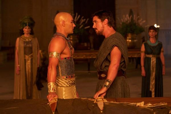 """Escena de """"Exodus: Gods and Kings""""."""