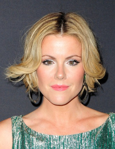 "Kathleen Robertson protagoniza la serie de TV ""Murder in the First"" y estará en cines con ""The Vatican Tapes""."