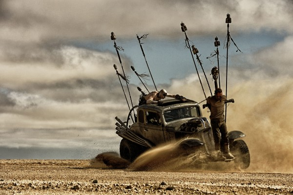 "Escena de ""Mad Max: Fury Road""."