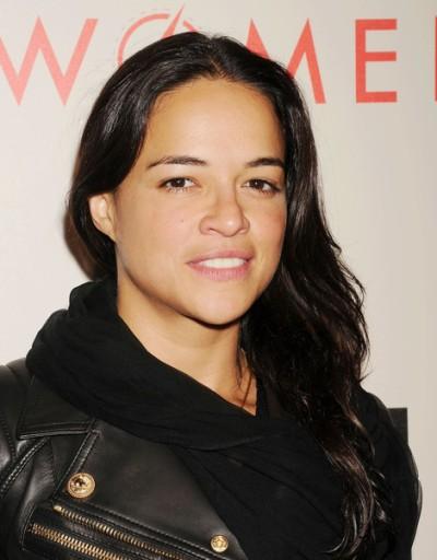 "Michelle Rodríguez protagoniza el film por estrenar ""Fast & Furious 7""."
