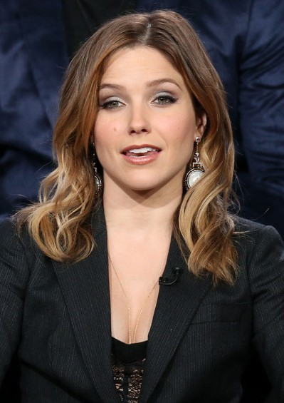 "Sophia Bush actúa en las series de TV ""Chicago P.D."" y ""Chicago Fire""."