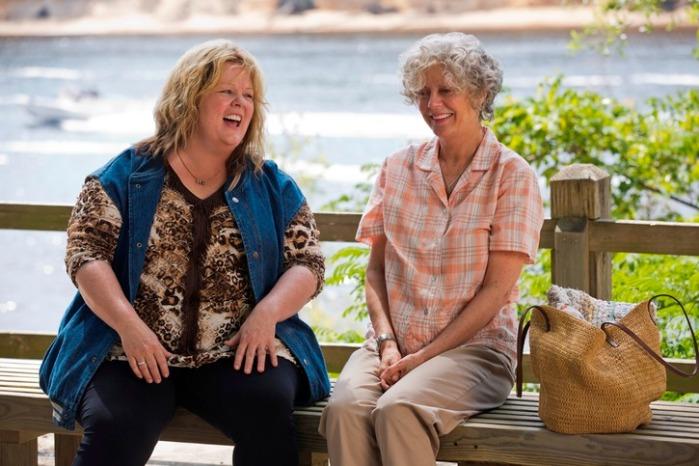 """Melissa McCarthy y Susan Sarandon en """"Tammy""""."""