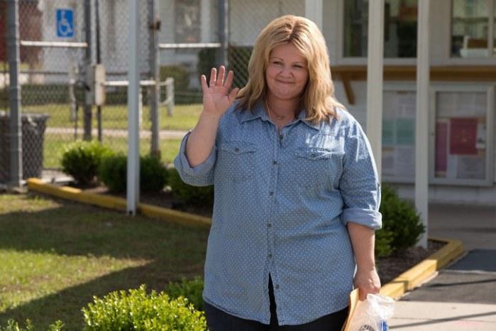 """Melissa McCarthy en """"Tammy""""."""