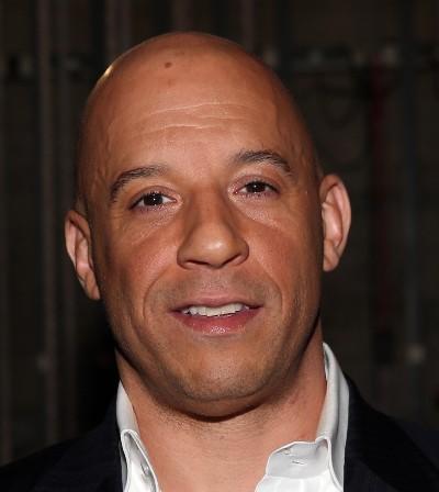 """Vin Diesel pone su voz en el film """"Guardians of the Galaxy"""" y protagoniza el film por estrenar """"Fast & Furious 7""""."""