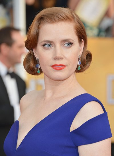 """Amy Adams protagoniza el film por estrenar """"Big Eyes"""" y actualmente filma """"Batman v Superman: Dawn of Justice""""."""