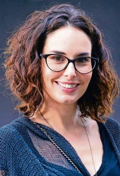 """Ana Serradilla protagoniza la serie de TV """"La Viuda Negra""""."""