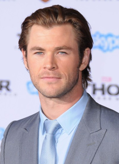 "Chris Hemsworth protagoniza los filmes por estrenar ""Blackhat"", ""Heart of the Sea"" y ""Avengers: Age of Ultron""."