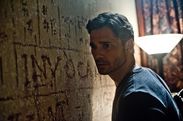 "Eric Bana es Sarchie en ""Deliver us From Evil""."