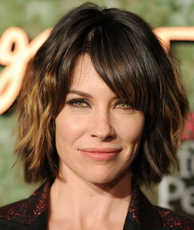 "Evangeline Lilly actúa en el film por estrenar ""The Hobbit: The Battle of the Five Armies""."