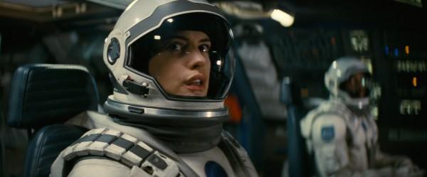 """Anne Hathaway es Brand en """"Interstellar""""."""