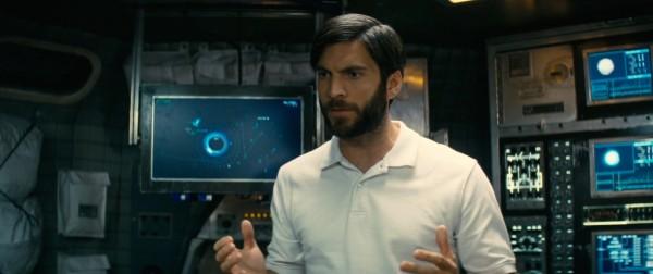 """Wes Bentley es Doyle en """"Interstellar""""."""